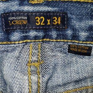 J. Crew Jeans - J.Crew Jeans Button-up Vintage 32x34